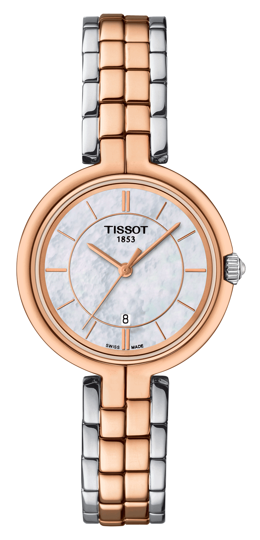 5be15495e41 Tissot TISSOT FLAMINGO - T094.210.22.111.00   Boutique dos Relógios